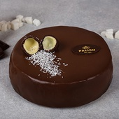Кокос в шоколаде торт, 500 г