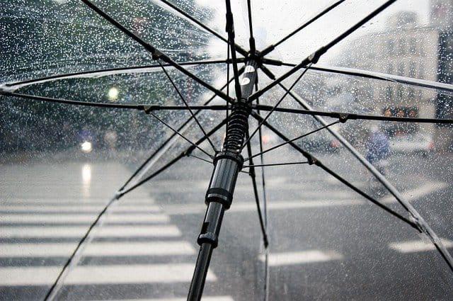 Дождливо и ветрено будет в Беларуси 17 сентября.
