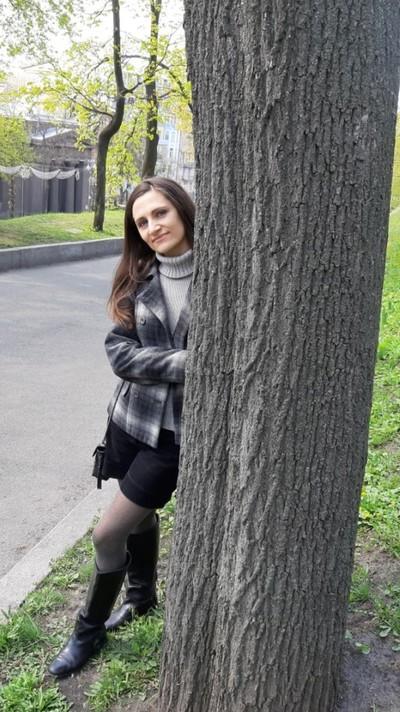 Анна Соболева, Санкт-Петербург