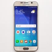 Samsung Galaxy S6 G920V NFC 4G LTE золото Б/У из США