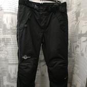 (О1065)Мотоштаны текстиль Tronic, размер 2XL