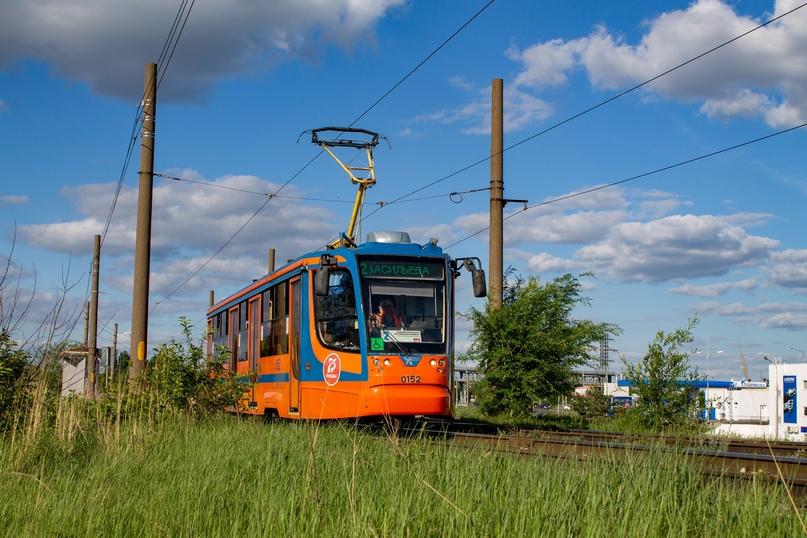 Стала известна схема движения трамваем по новой ветке в Замелекесье✅