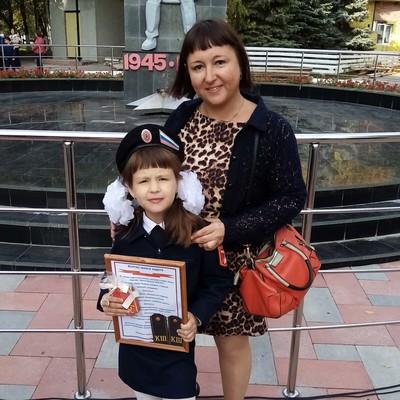 Алевтина Сызранцева, Самара