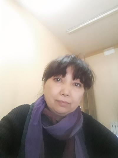 Жанар Уразбаева, Алматы