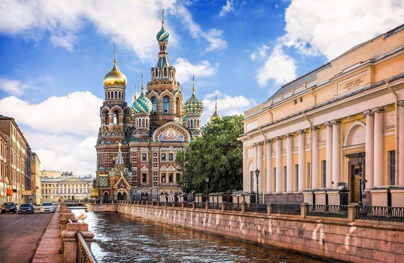 КОНКУРС СОЦИАЛЬНЫХ ПРОЕКТОВ - расскажи о многообразии Санкт-Петербурга⭐