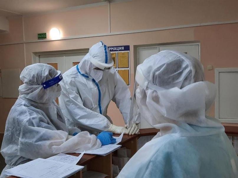 В Беларуси за сутки выявили 1081 пациента с COVID-19, скончались 10 человек