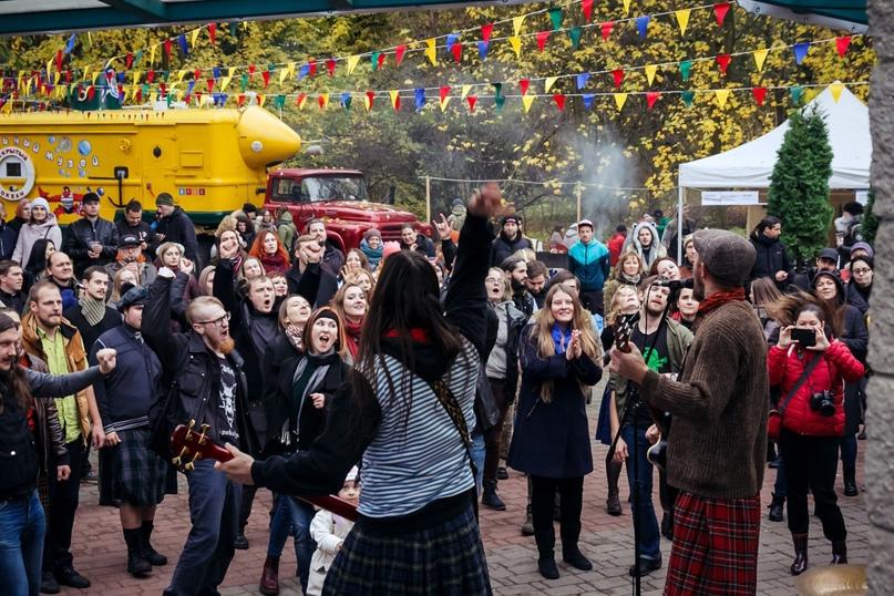Минчан зовут на настоящий кельтский фестиваль в Ботаническом саду