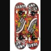 Скейтборд SONIC кеда