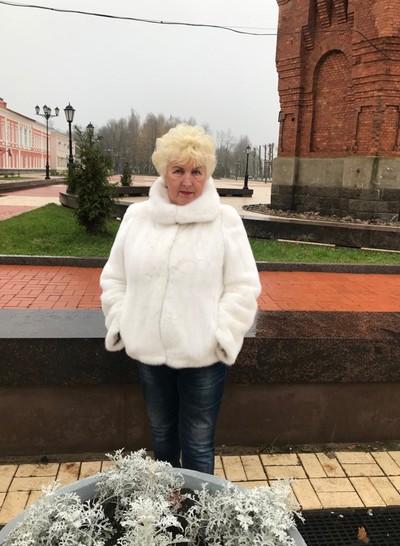 Тамара Алексашенкова-Тимофеева