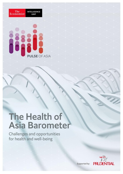 The Economist (Intelligence Unit) - The Health of Asia Barometer (January 2021)