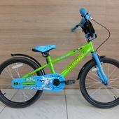 """Б/У Велосипед ROBOT LIDER 20"""" Зелёный/Голубой"""