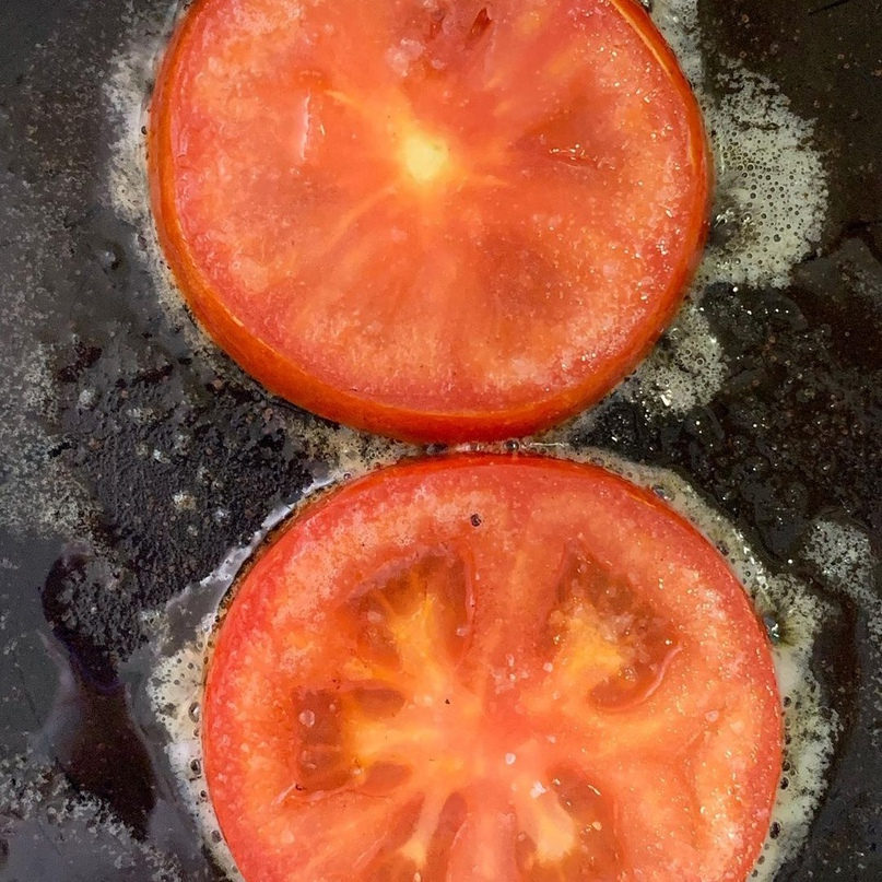 Сочное рыбное филе с помидором и шпинатом 👌🐟