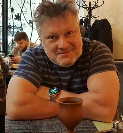 Борис Тараканов, Москва