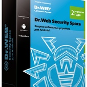 Dr.Web Security Space (для Android)