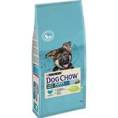 DogChow для Щенков крупных пород с индейкой 14кг