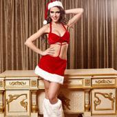 Сексуальный костюм Санта Клауса
