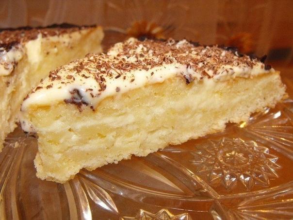 Очень вкусный тортик я отведала у подруги в Ростове. Так его и назвала в своем рецепте, делюсь!😃