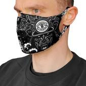 Многоразовая неопреновая маска Hardcore Training Koi