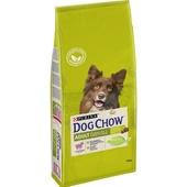 Dog Chow для взрослых собак с ягненком 14кг
