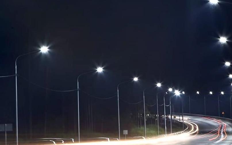 По 50 километров транзитных дорог будут ежегодно освещать в Ульяновской области