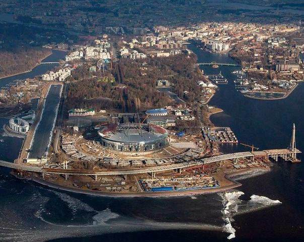 Надо знать: 27 островов, из которых состоит Петербург