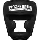 Боксерский шлем Hardcore Training Performance Black