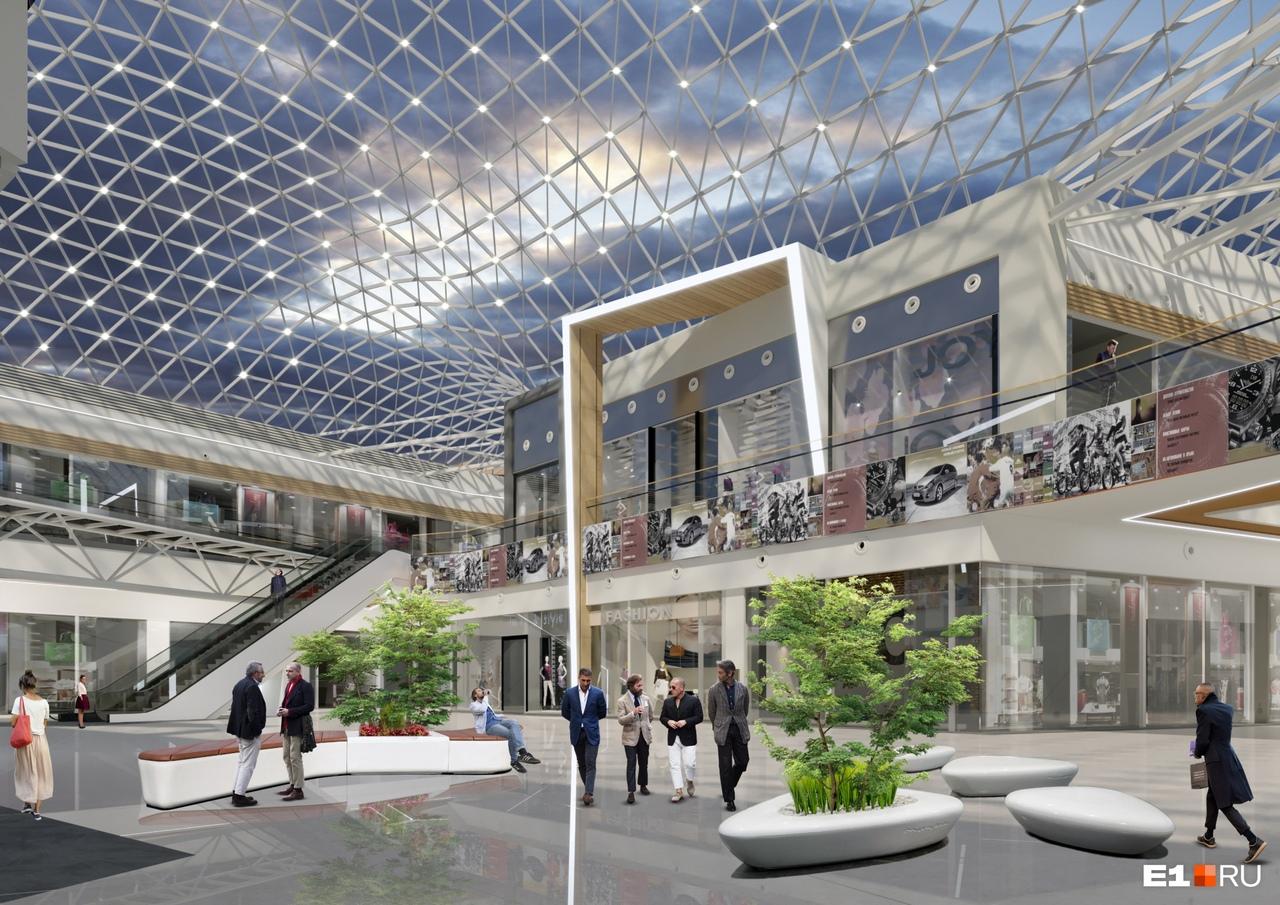 Veer Mall Екатеринбург Какие Магазины Будут