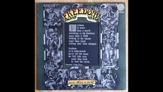 FREEDOM - Is More than a word (Full Album) 1972 UK Vertigo SWIRL £680 Mega Rare Prog Blues LP
