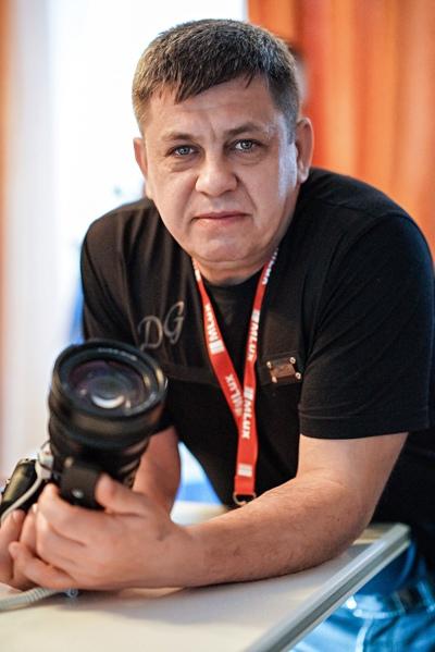 Виталий Засинец, Киев