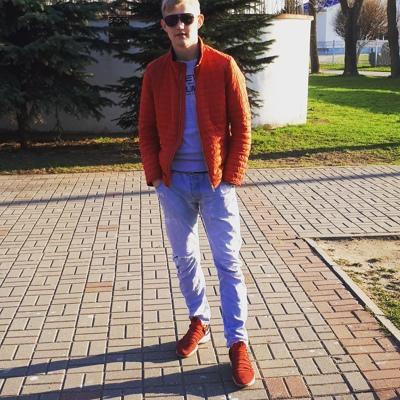 Даник Белый, Москва