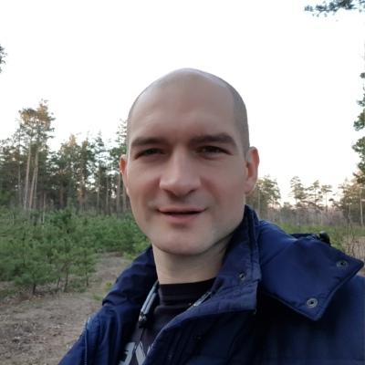 Арсений Гончаренко, Киев