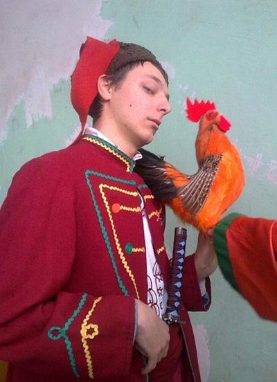 Коля Кліщ, Тернополь