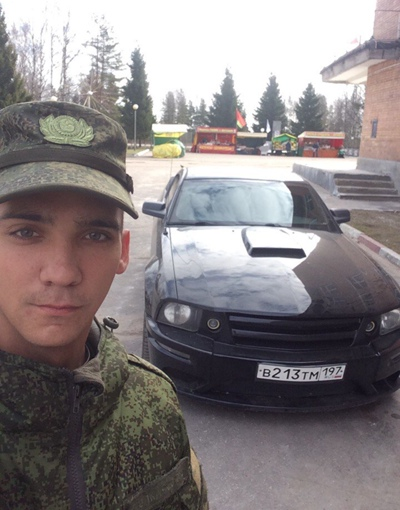 Семён Николаев, Челябинск