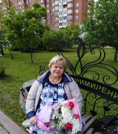 Татьяна Зуева, Новокузнецк
