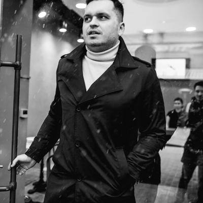 Владислав Плотников, Омск