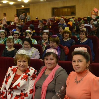 Rasima Shaydullina, Kazan
