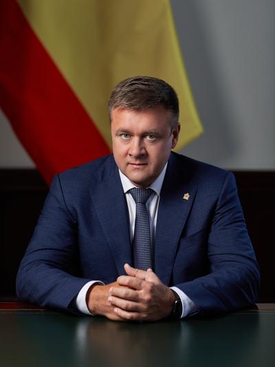 Николай Любимов, Рязань