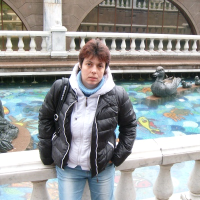 Оксана Васильева, Киев