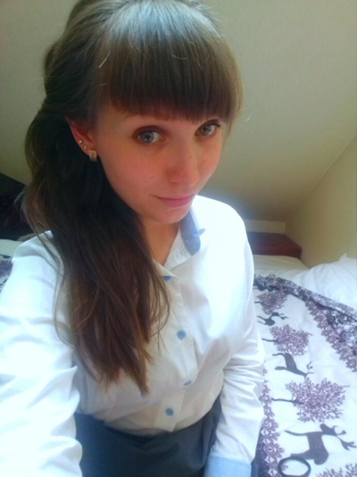 Наташа Дворова