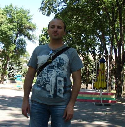 Сергей Кудашов, Кривой Рог