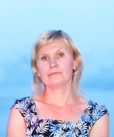 Светлана Телегина, Шуя