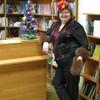 Библиомурыч - библиотечный кот