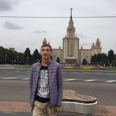 Толя Елисеев, Санкт-Петербург