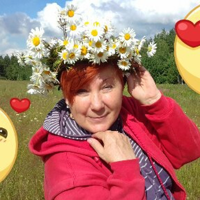 Людмила Григоренко, Санкт-Петербург
