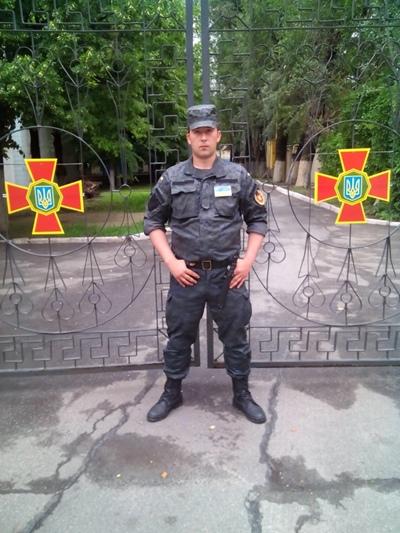 Александр Быстрицкий, Запорожье