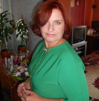 Алена Хоменко, Киев