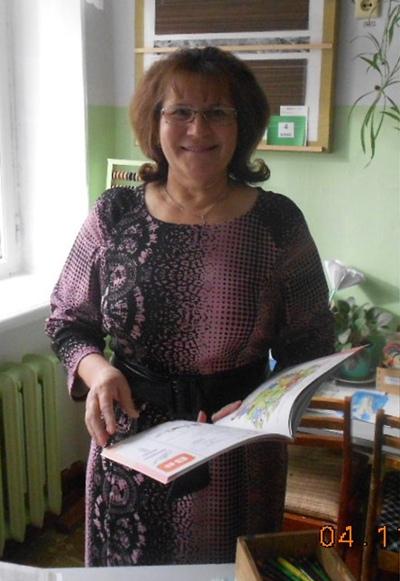 Юлия Перевощикова, Глазов