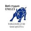Веб студия СПб123. Дизайн студия.