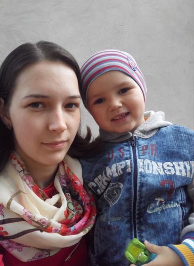 Наталя Гуска, Борщев