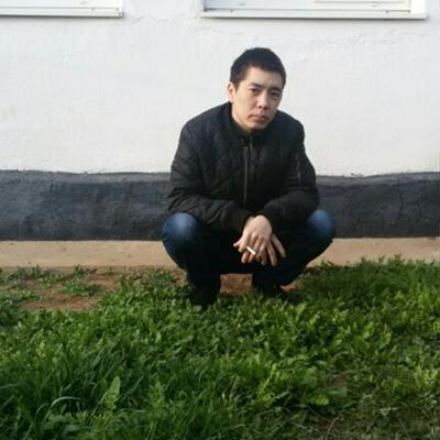 Алексей Андреев, Яшкуль